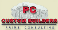 PC Custom Builders Logo